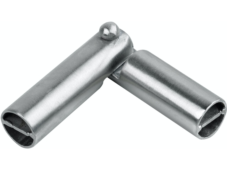 Kravet Moveable Elbow-Satin Nickel HDW20112.106