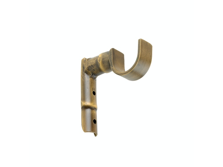 Kravet Bamboo Single Bracket 3in Projection-Bamboo Medium HDW20141.616