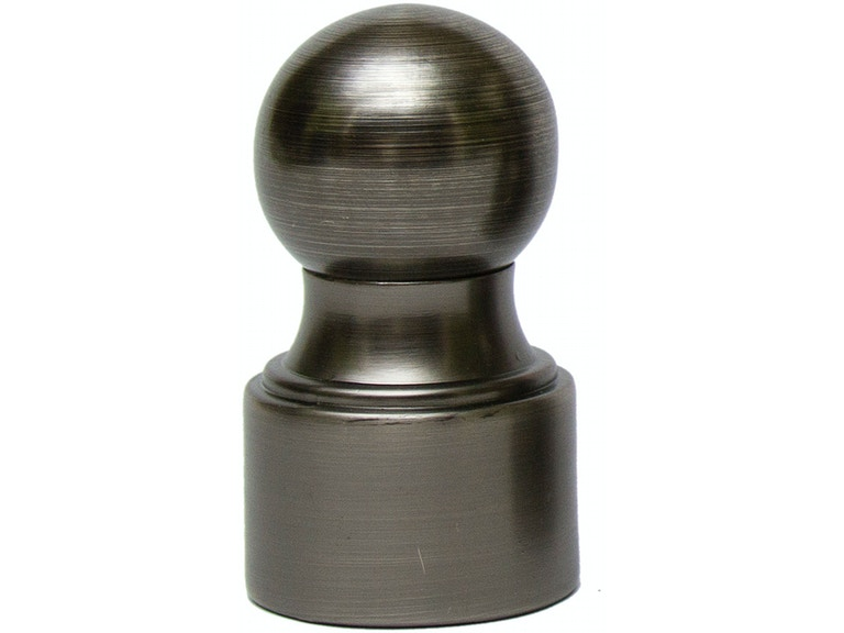 Kravet Small Metal Ball Finial-Bronze HDW20310.66