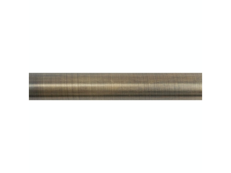 "Kravet 1"" Metal Pole (4ft)-Antique Brass HDW20321.48"