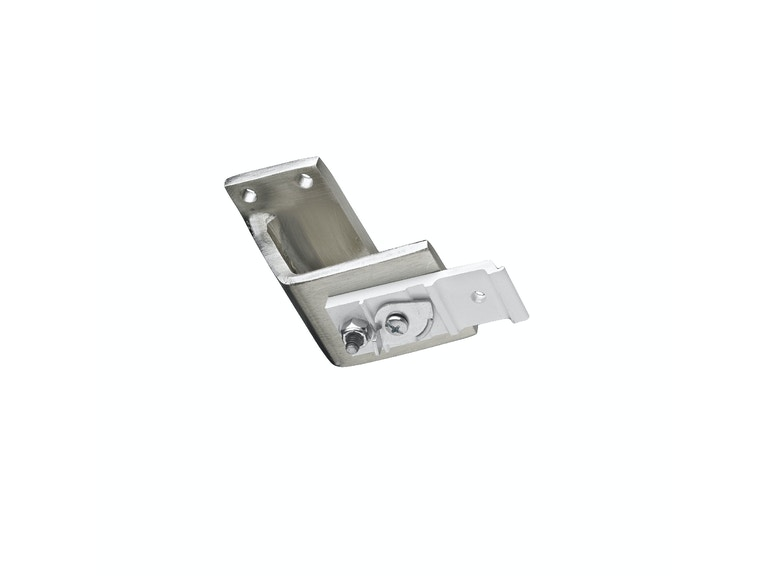 Kravet Single Ceiling Mount Bracket-Satin Nickel HDW20372.106