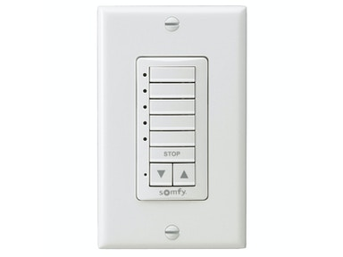 Kravet Wireless 5 Channel Wall Mount-White HDW20403.1