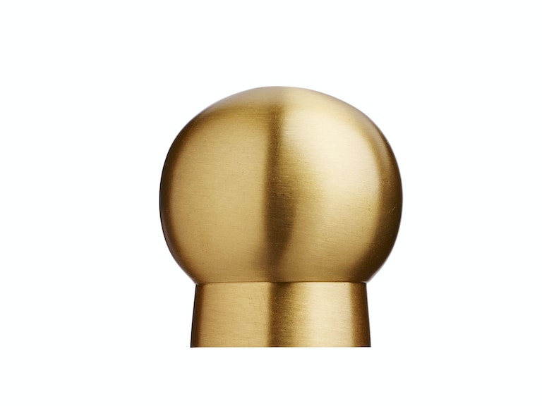 Kravet LUXE BRASS BALL SATIN BRASS HDW20492.44