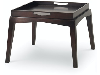Kravet Orion Fixed Tray Top Cocktail Table OT308T