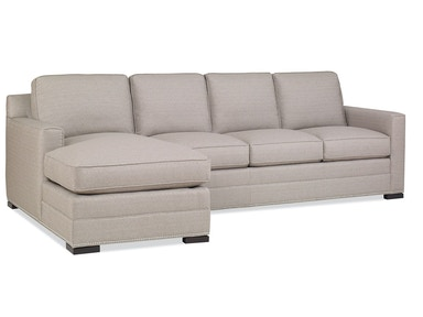Kravet Smart Denison Sectional and Sleeper S810-LSH/RSS MM