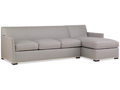 Kravet Smart Curry Sectional and Sleeper S845-LSS/RSH SM