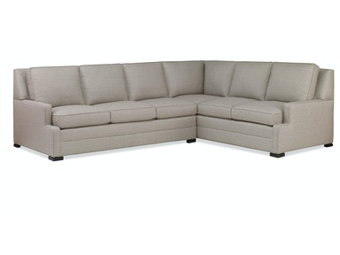 Kravet Smart Marist Sectional and Sleeper S849-LSS/RSC SM