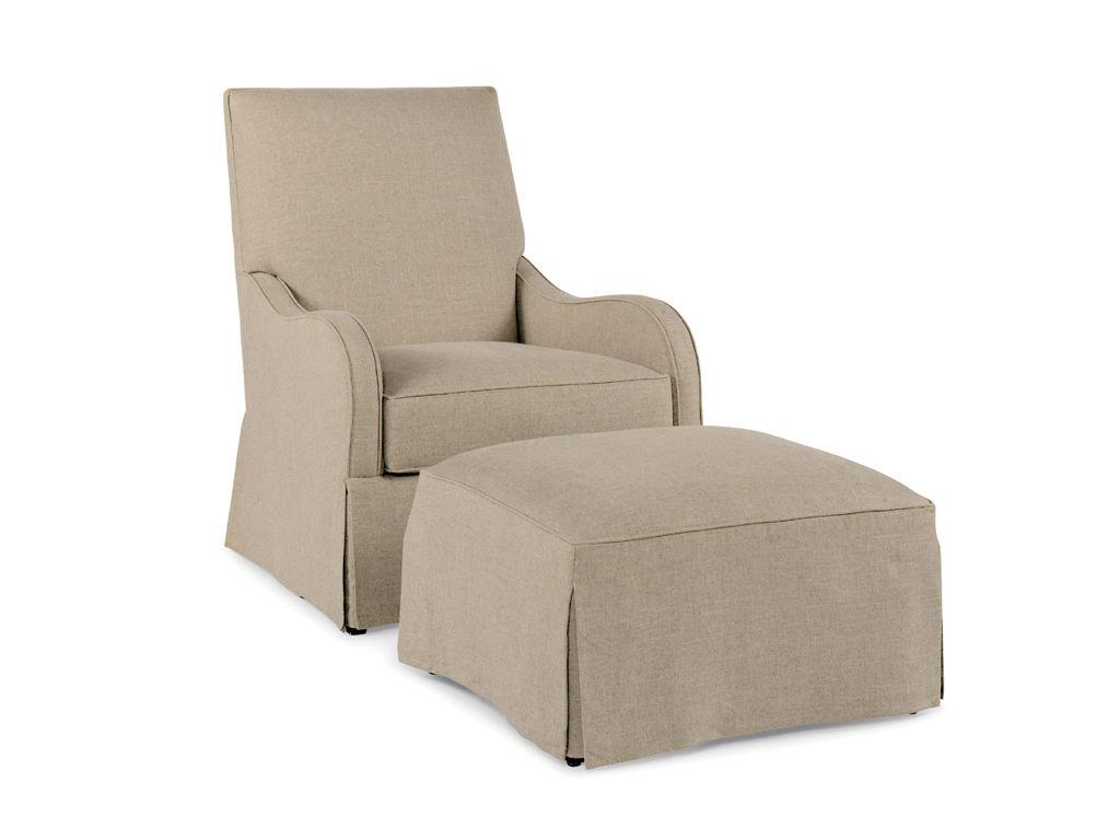 Kravet Smart Marshall Chair And Ottoman S863D CH/S863D OT