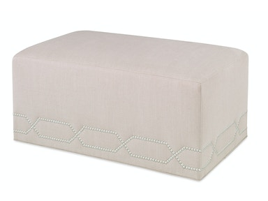 Kravet Smart Smith Bench 36in SB36 PL RB FL