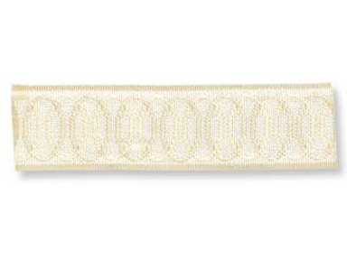 Kravet Couture SIGNATURE OVAL TAPE SALT T30297.1