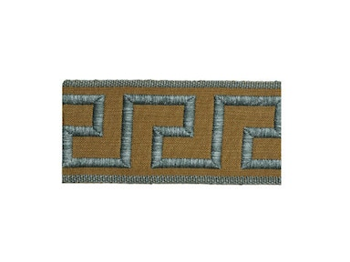 Kravet GREEK KEY BORDER T30374.635