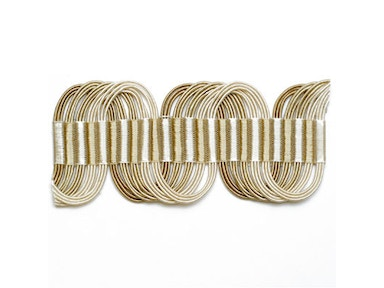 Kravet Couture UNDULATING BORDER CREME T30401.16