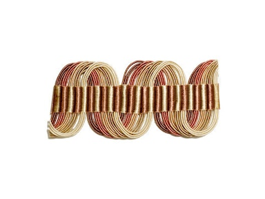 Kravet Couture UNDULATING BORDER NECTAR T30401.24