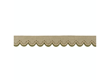 Kravet Couture SWISS SCALLOP LODEN T30715.630