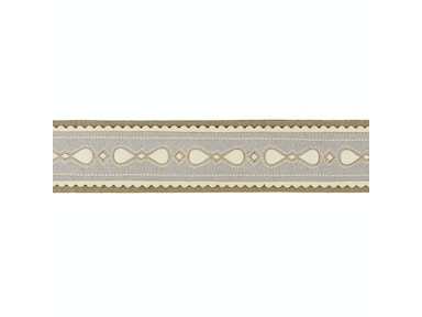 Kravet Couture TYROLEAN BAND FROST T30718.1106