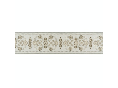 Kravet Couture CHALET BORDER SNOW DRIFT T30720.1630