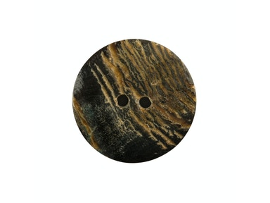 Kravet Couture HORN BUTTON BARK T30723.6