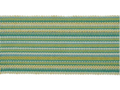 Kravet Soleil - Indoor/Outdoor HULA BAND TURQUOISE TA5326.335