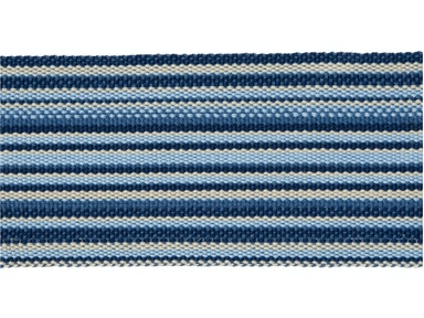 Kravet Soleil - Indoor/Outdoor HULA BAND SEAPORT TA5326.515