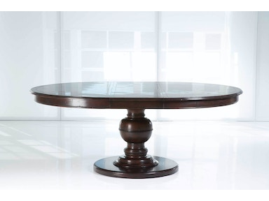 Kravet Grand Pedestal Dining Table WD8/60RD PQ OG