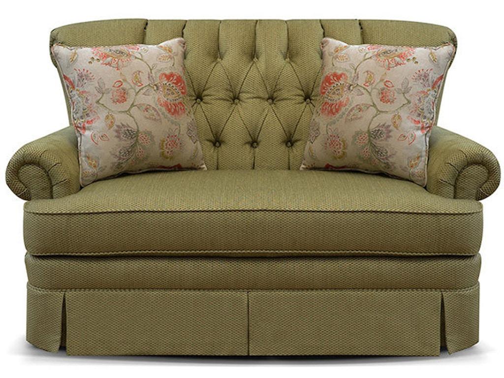 England living room fernwood loveseat glider 1150 88 for Loveseat for kids room
