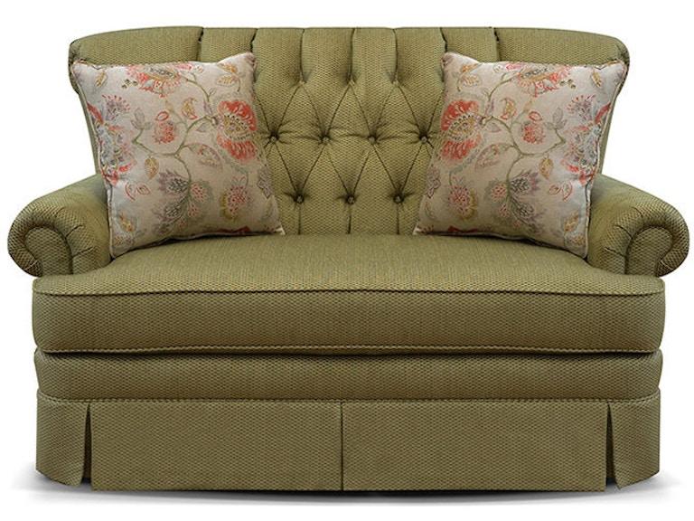 England living room fernwood loveseat glider 1150 88 england furniture new tazewell tn Loveseat glider rocker
