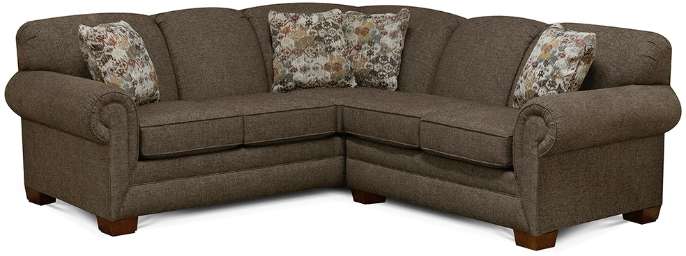 England Living Room Monroe Sectional 1430 Sect England Furniture
