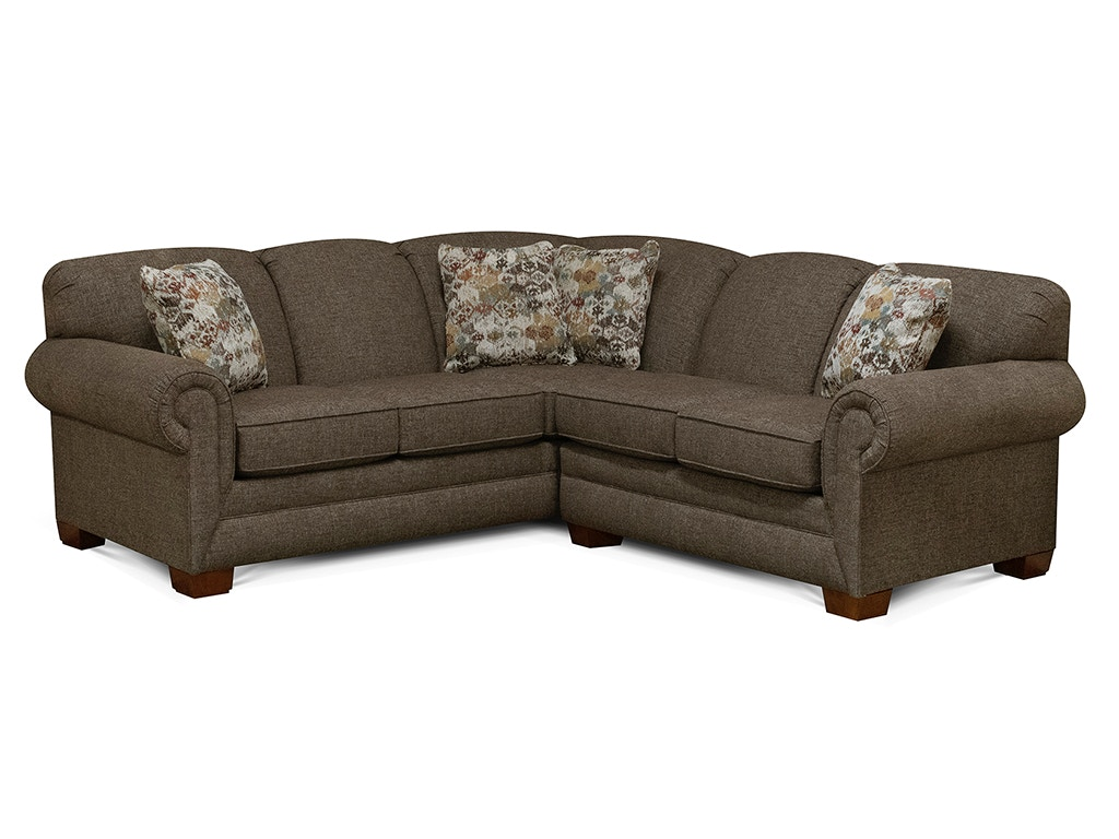 England Monroe Sectional 1430-Sect  sc 1 st  England Furniture : england sectionals - Sectionals, Sofas & Couches
