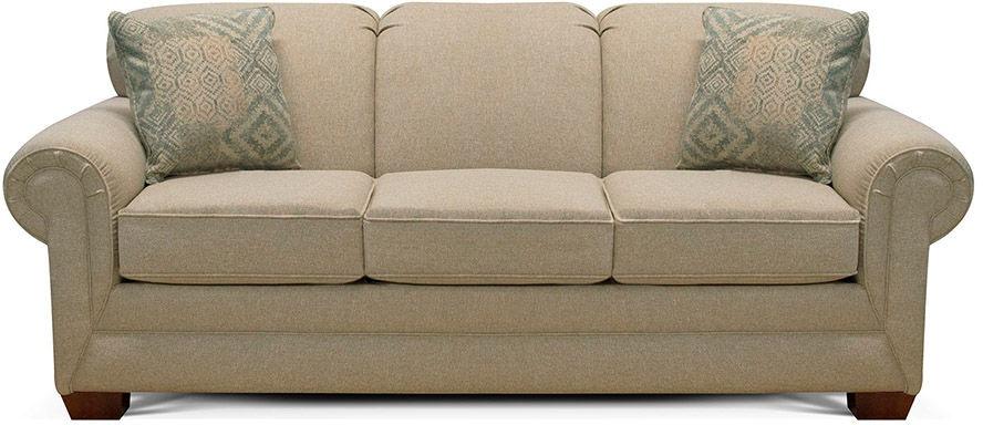 England Living Room Monroe Sofa 1435 Seaside Furniture