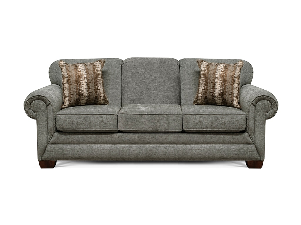 England Living Room Monroe Queen Sleeper 1439 B F Myers Furniture Goodlettsville and