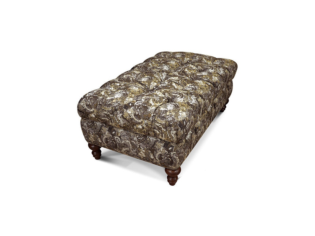 England Living Room Allure Storage Ottoman 1800 81   England Furniture    New Tazewell, TN