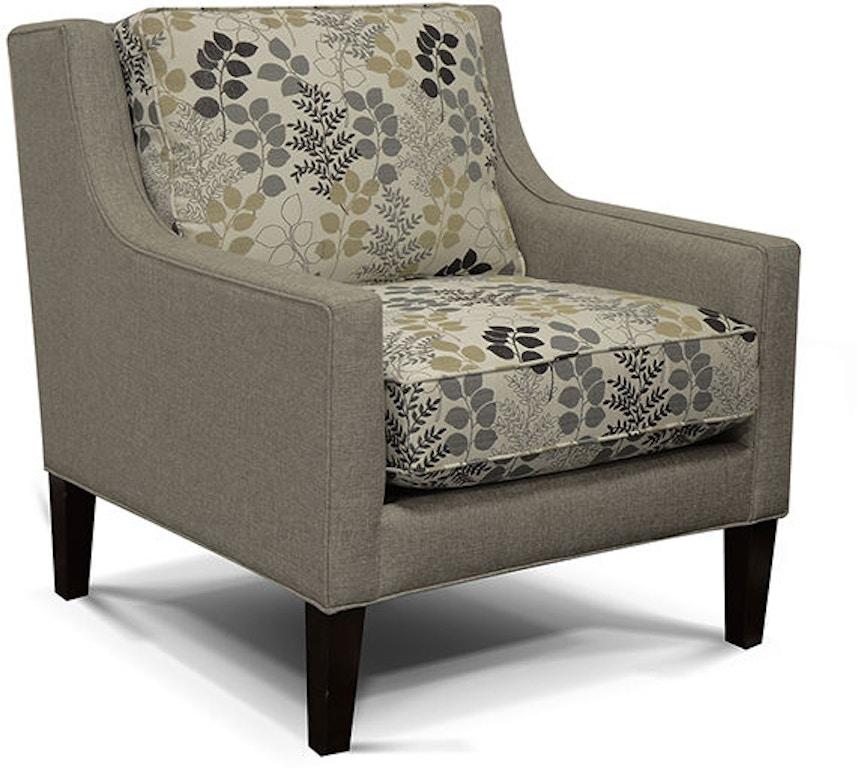 England Living Room Lowe Arm Chair 1884 England