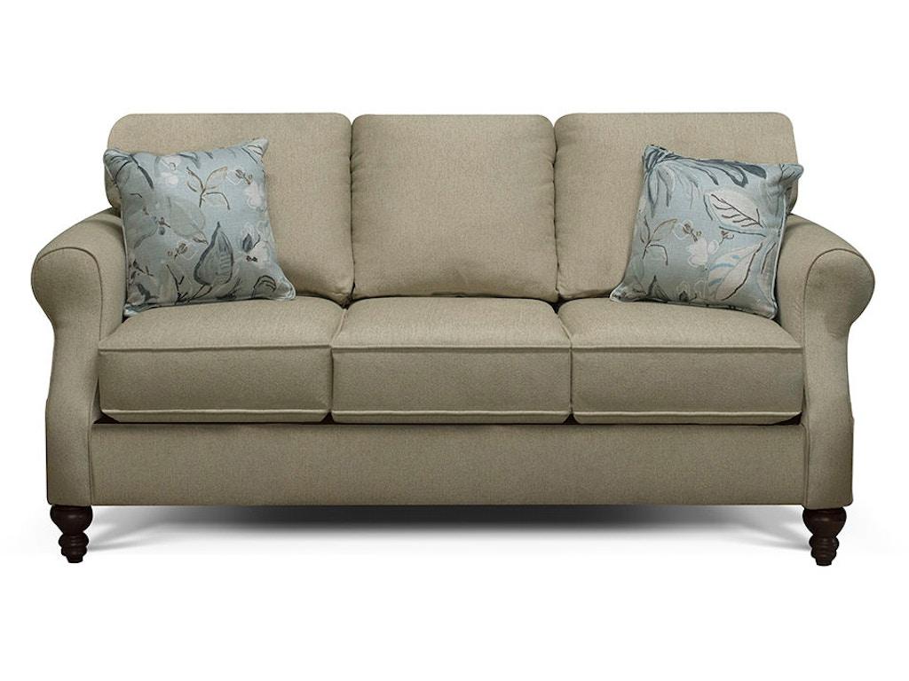 England living room jones sofa 1z05 smith village home for Furniture york pa