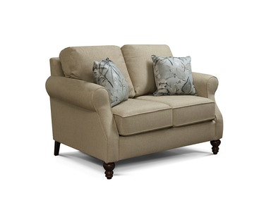 England Jones Loveseat 1Z06
