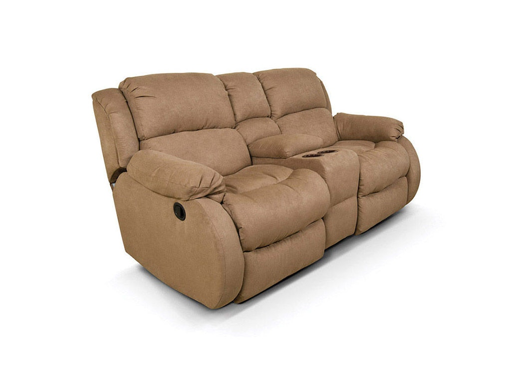 Hali Double Rocking Reclining Loveseat Console  sc 1 st  England Furniture & England Living Room Hali Double Reclining Loveseat Console 2010-85 ... islam-shia.org