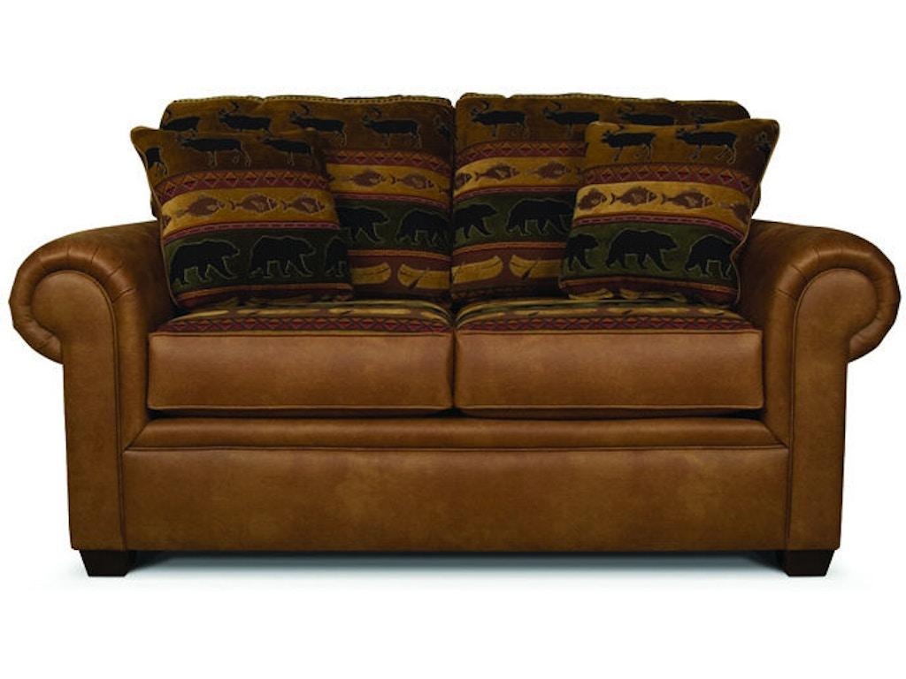 England living room jaden loveseat 2266 factory direct - Factory direct living room furniture ...