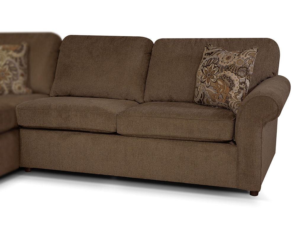 England living room malibu right arm facing sofa 2400 23 for England furniture