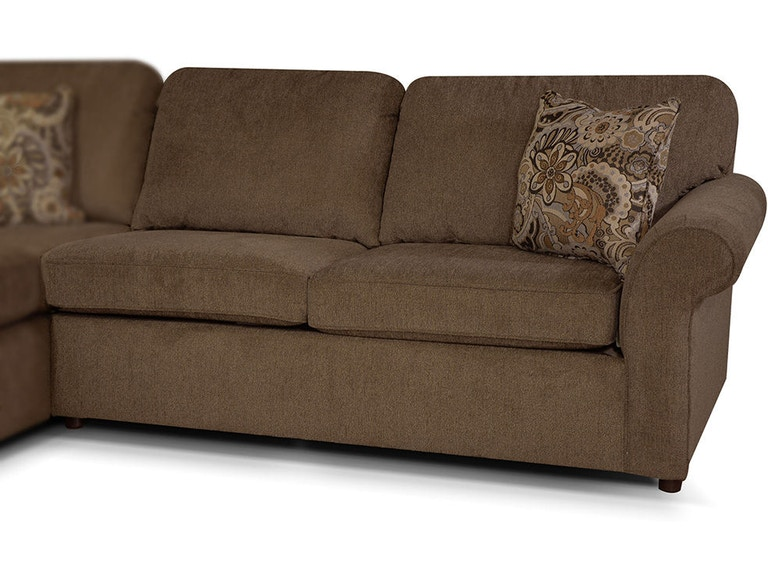 England Living Room Malibu Right Arm Facing Sofa 2400 23 England Furniture New Tazewell Tn