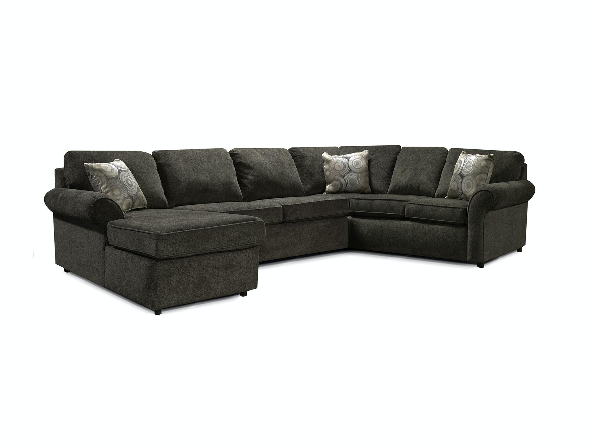 2400-Sect. Malibu Sectional  sc 1 st  England Furniture : england furniture sectional - Sectionals, Sofas & Couches