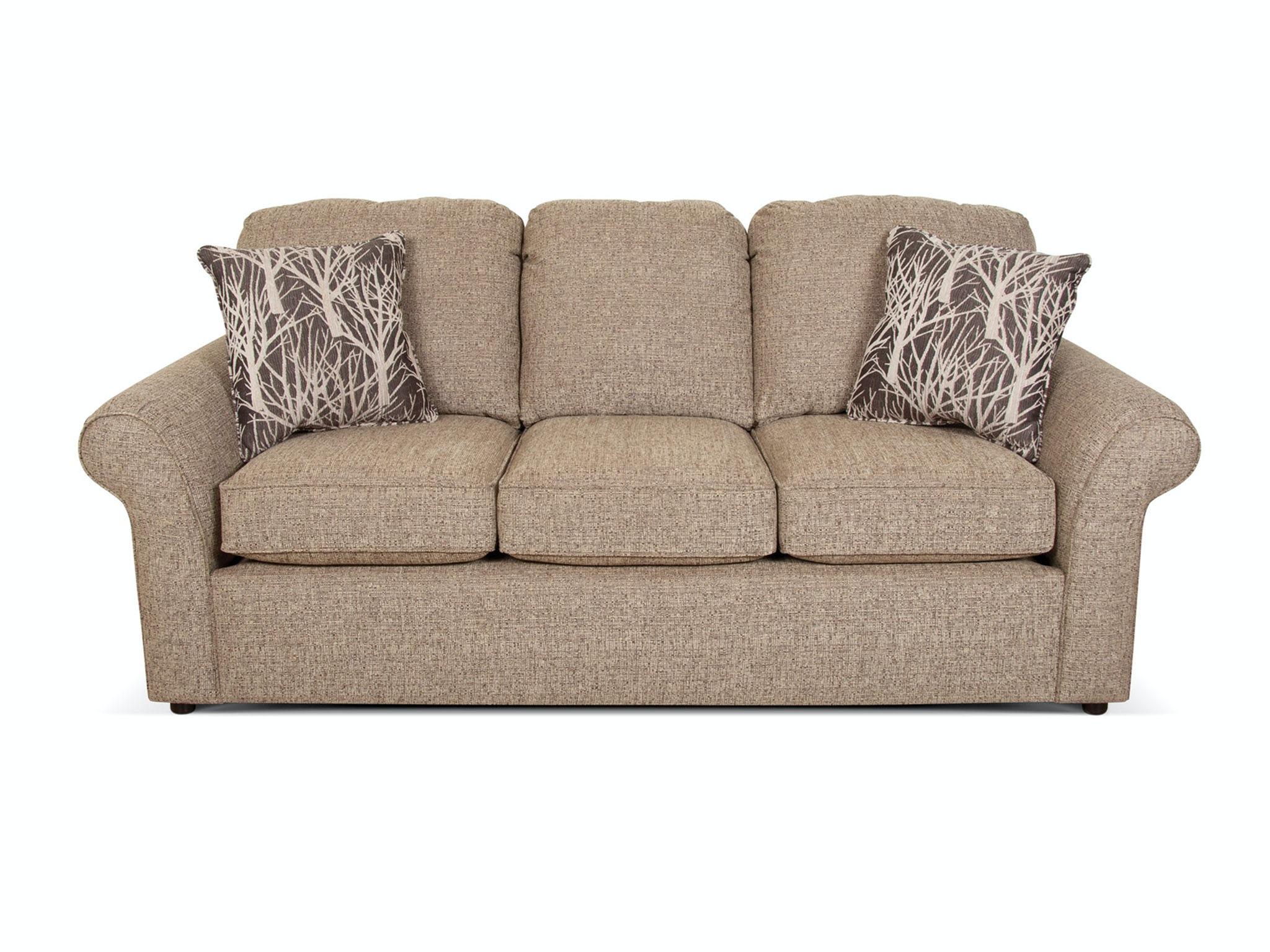 England Living Room Malibu Sectional 2400 Sect England