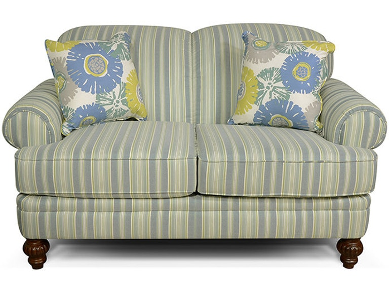 England Bill Loveseat 2546