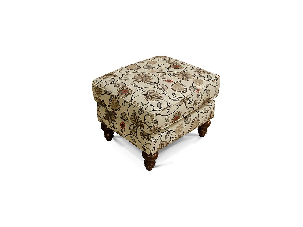 England Living Room Brinson Ottoman 2z07 Kemper Home Furnishings London And Somerset Ky