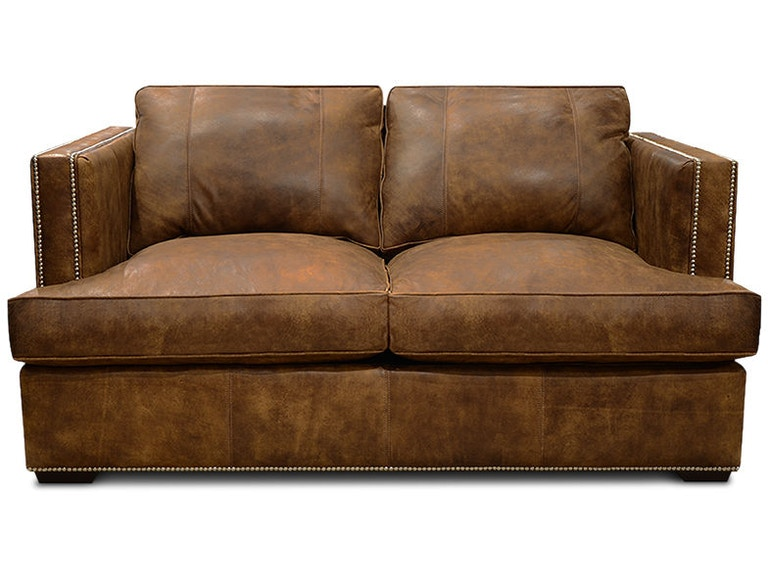 England Lorenza Loveseat with Nails 3K06ALN