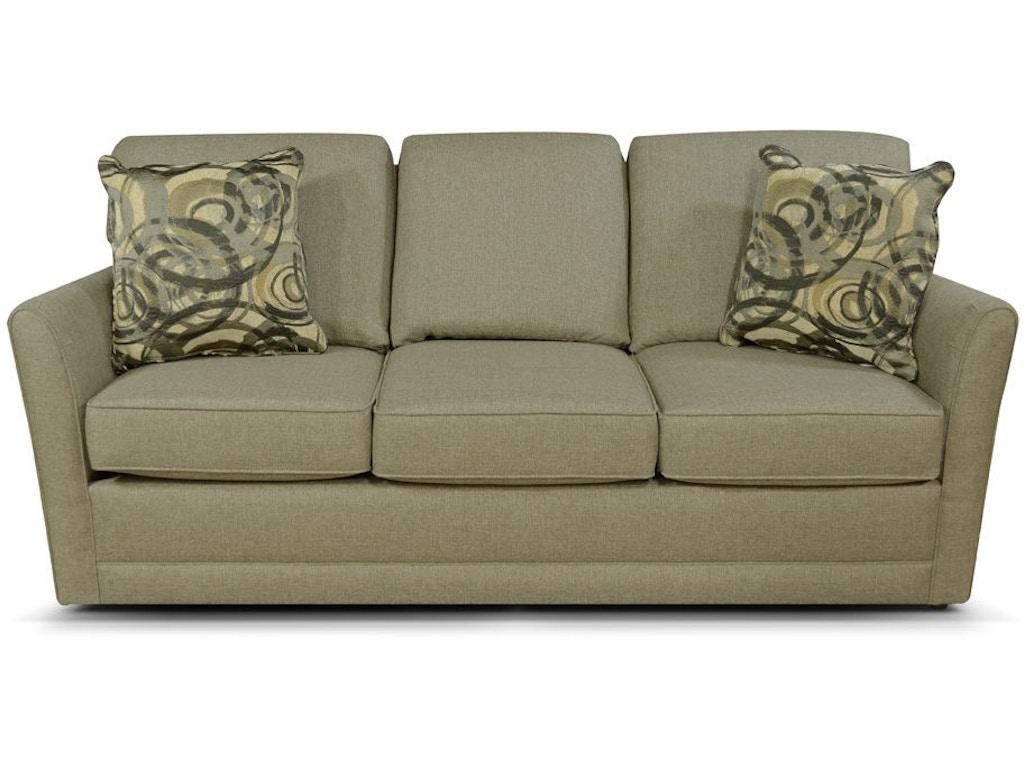 England Living Room Tripp Sofa 3t05 Arthur F Schultz