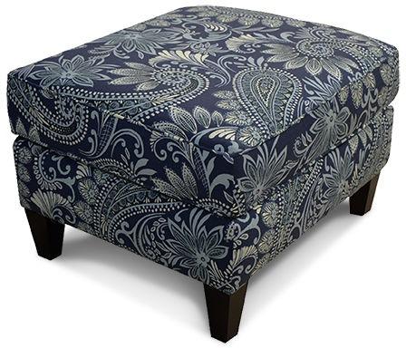 England Living Room Xandi Ottoman 3x07 England Furniture
