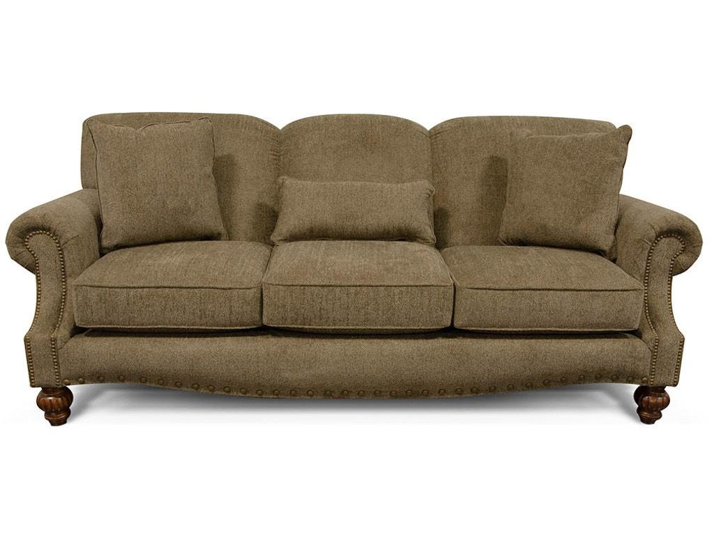 England living room benwood sofa 4355 smith village home for Furniture york pa
