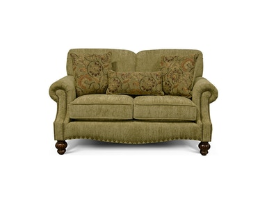 England Benwood Loveseat 4356
