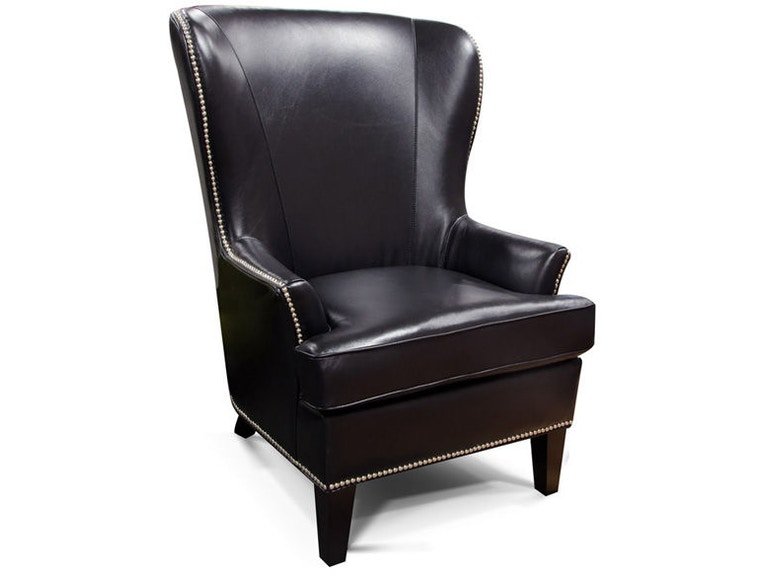 England Luther Arm Chair with Nails 4534ALN