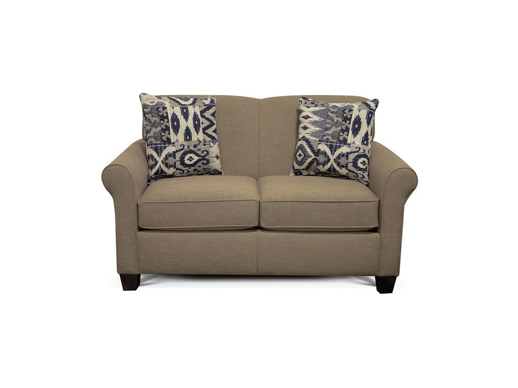 England Living Room Angie Loveseat 4636 Nehligs Furniture Stratford Nj