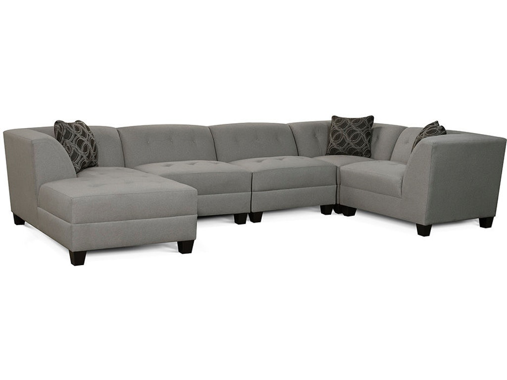 England living room miller sectional 4m00 sect factory - Factory direct living room furniture ...